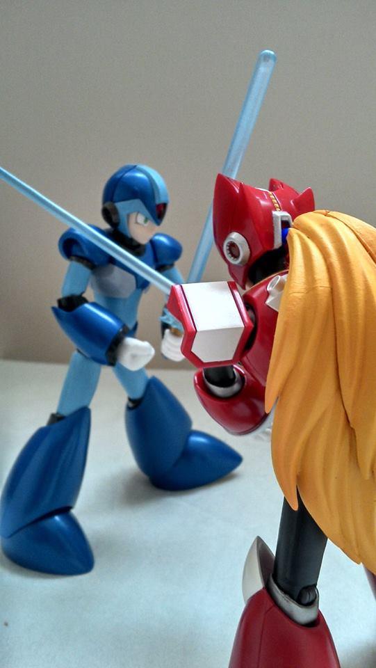 Megaman X  D-ARTS 1508599_228114254043334_2094279575_n