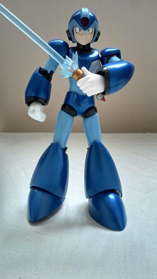 Megaman X  D-ARTS 1618574_228116264043133_319168229_n