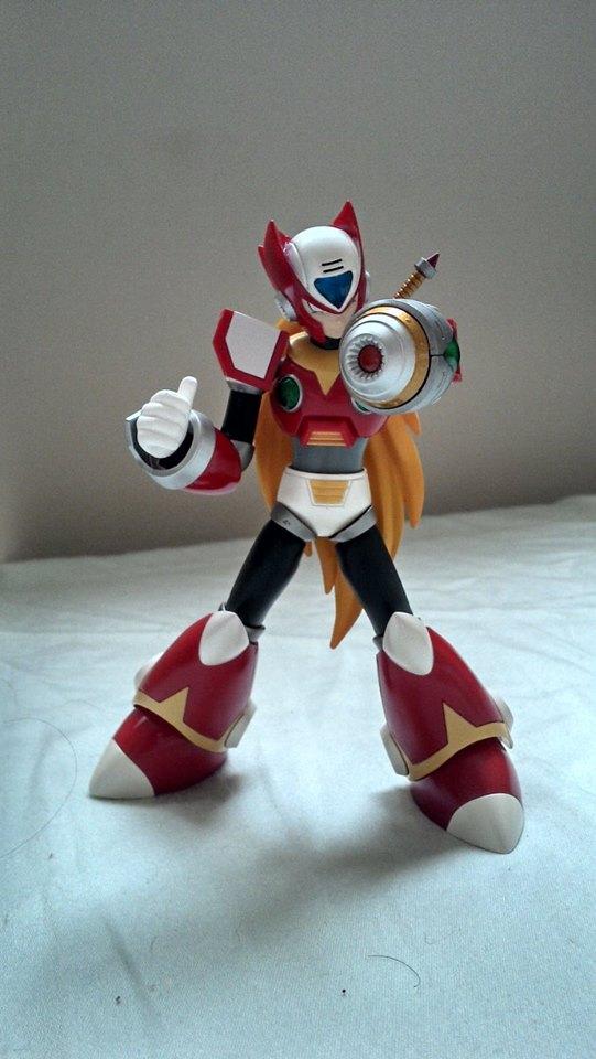 Megaman X  D-ARTS 1620985_228116807376412_283293313_n