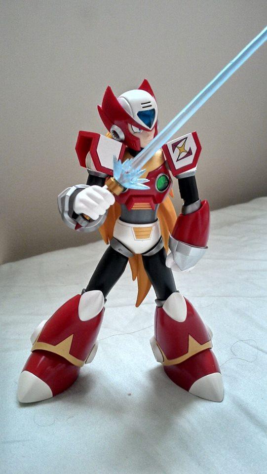 Megaman X  D-ARTS 1623714_228116567376436_1362306096_n