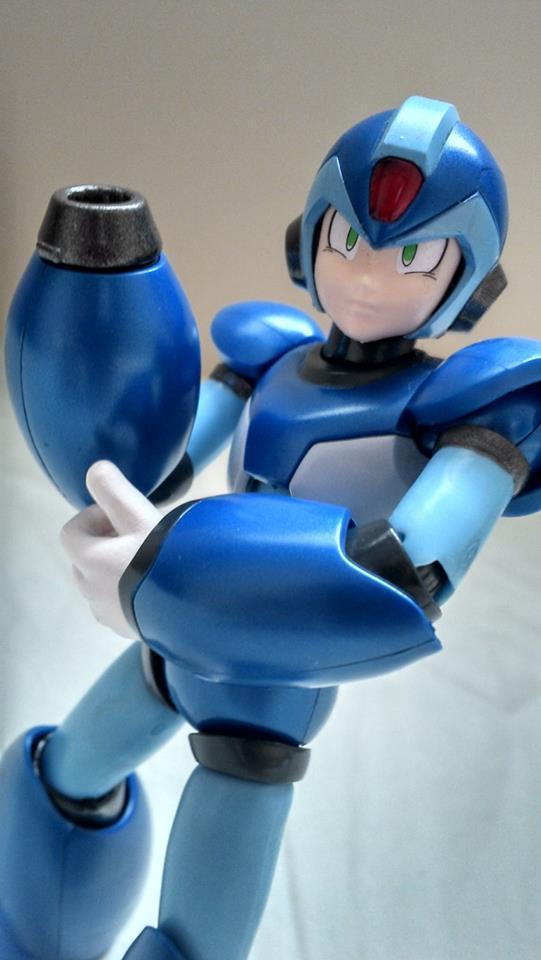 Megaman X  D-ARTS 1654455_228116670709759_272140686_n