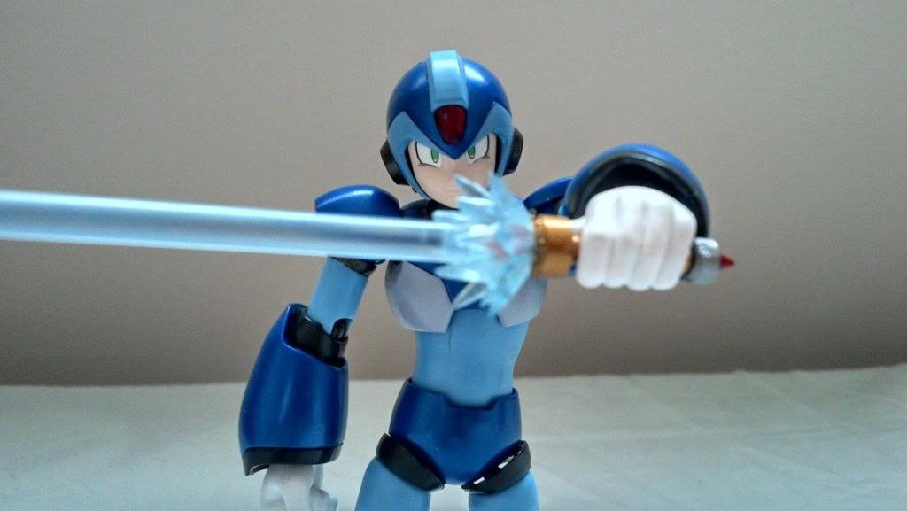 Megaman X  D-ARTS 1654837_228116404043119_663105847_o