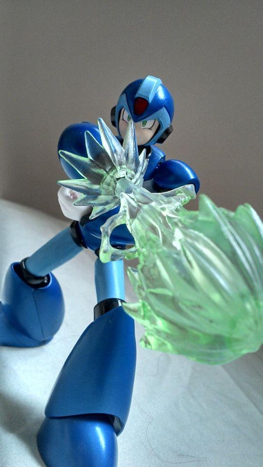 Megaman X  D-ARTS 1656340_228116960709730_1550291862_n