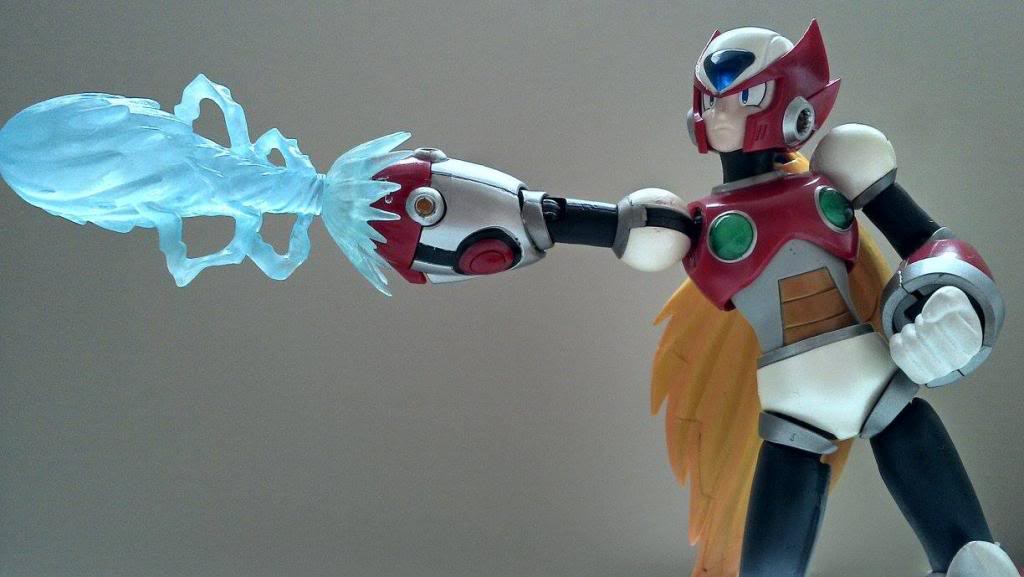 Megaman X  D-ARTS 1781053_228117154043044_1368201313_o