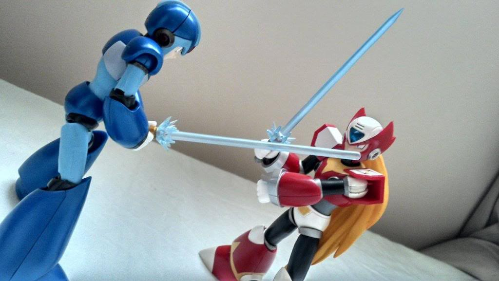 Megaman X  D-ARTS 1782344_228116237376469_2049913526_o
