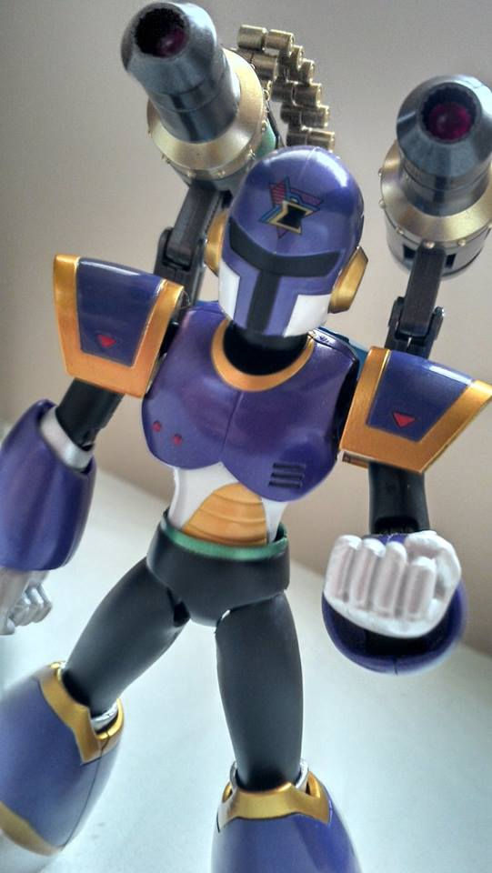 Megaman X  D-ARTS 1797561_228114240710002_1267406814_n