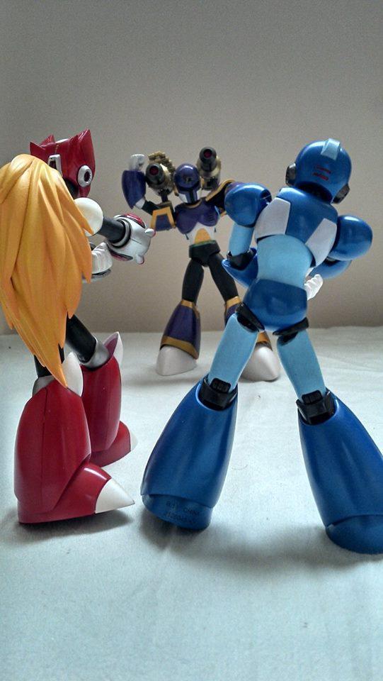 Megaman X  D-ARTS 1797610_228113907376702_1204810318_n