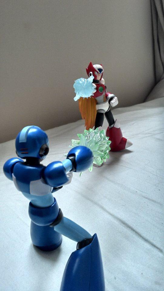 Megaman X  D-ARTS 1798305_228117010709725_1270266420_n