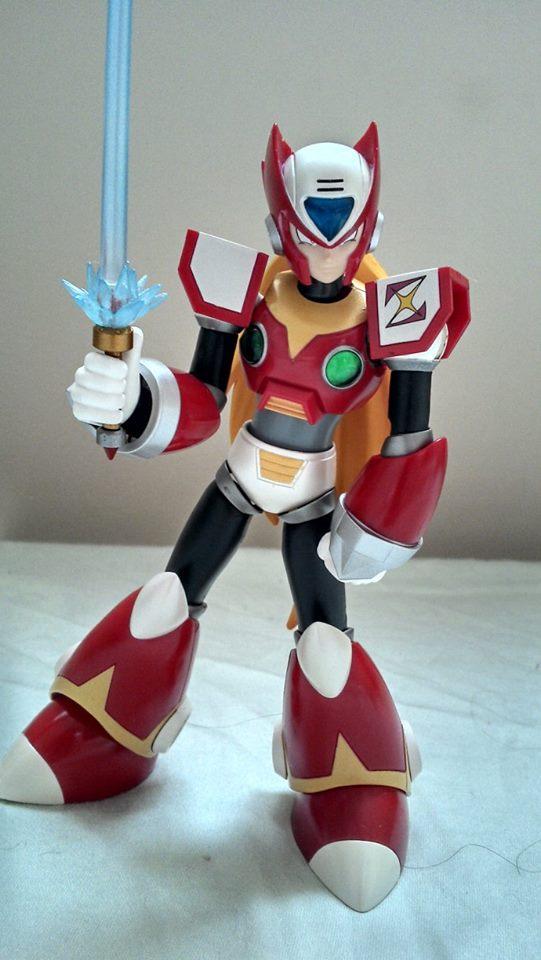 Megaman X  D-ARTS 1888462_228116584043101_2099802139_n
