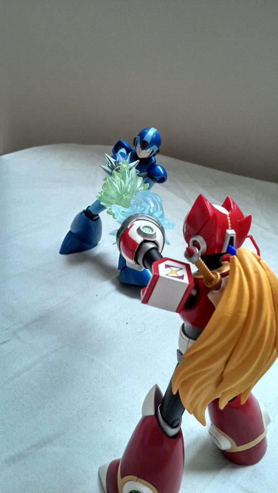 Megaman X  D-ARTS 1908238_228116870709739_282861490_n