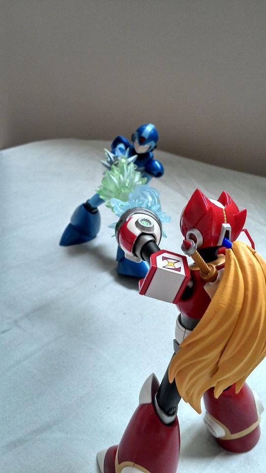 Megaman X  D-ARTS 1912273_228116850709741_2012175295_n