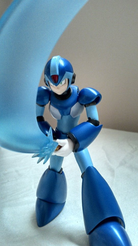 Megaman X  D-ARTS 1947377_228114000710026_664279429_n