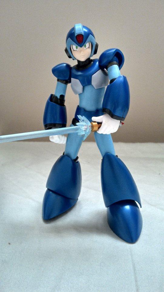 Megaman X  D-ARTS 1959273_228116517376441_2046436608_n