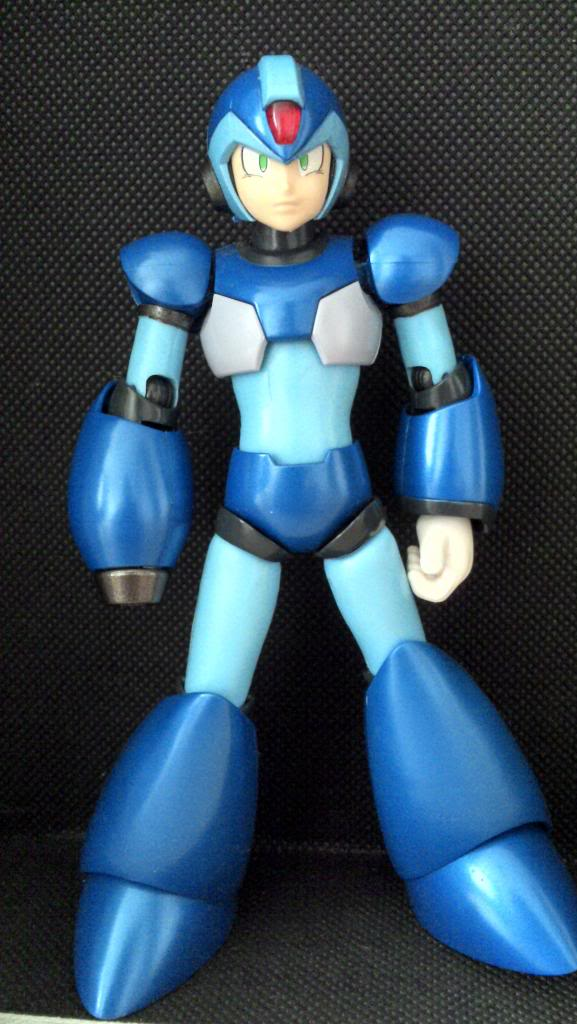 Megaman X  D-ARTS IMG_20140223_172507_455