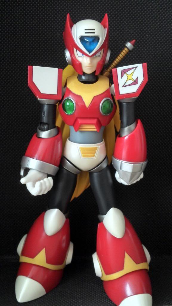 Megaman X  D-ARTS IMG_20140223_173139_921