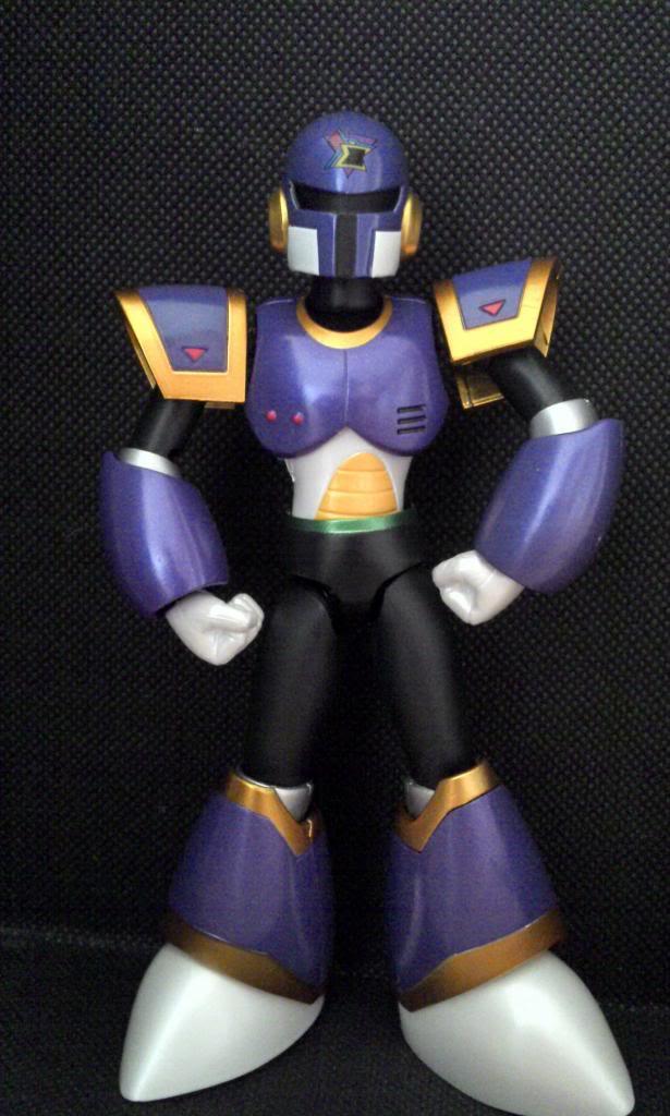 Megaman X  D-ARTS IMG_20140223_173808_519-1