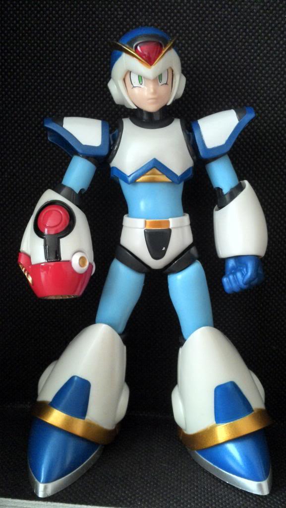Megaman X  D-ARTS IMG_20140223_173900_311