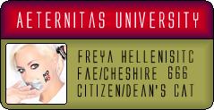 Profile - Freya Hellenisitc FreyaIDBadge