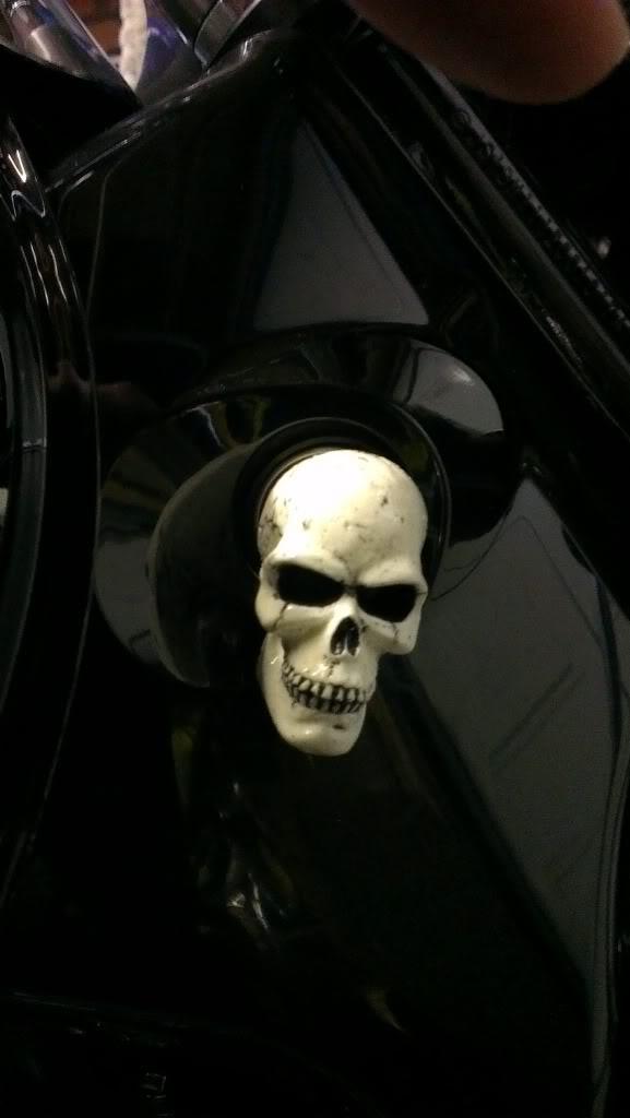 New blank key with skull head / Suzuki Intruder IMAG0136-1