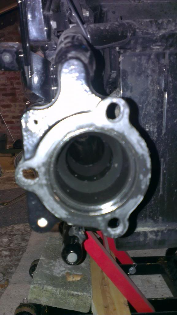 VS1400 Drive & Shaft Modification ......................How To Thread. IMAG0526_zps47a37256