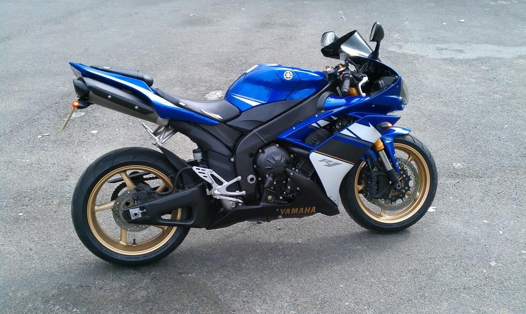 my bikes R1-1