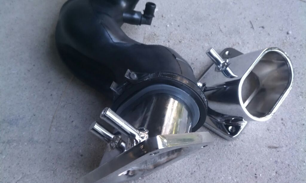 Suzuki M109 air filter cone conversion Inserted-1