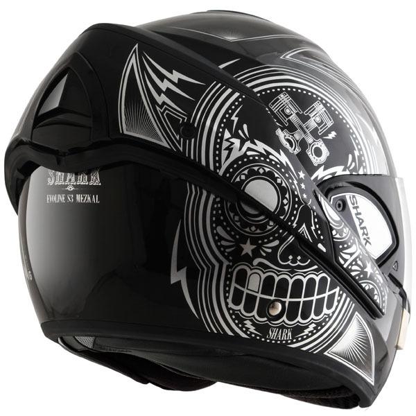 Helmet Shartk_evoline-s3_mezcal_black-chrome-black_detail2_zpslq5xxfeg
