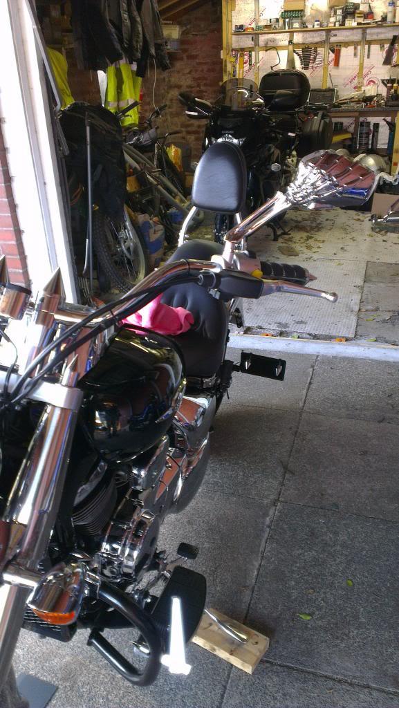 Complete side mount reg prep & install - 2009 Suzuki C800 / C50 Side2_zps412520b3