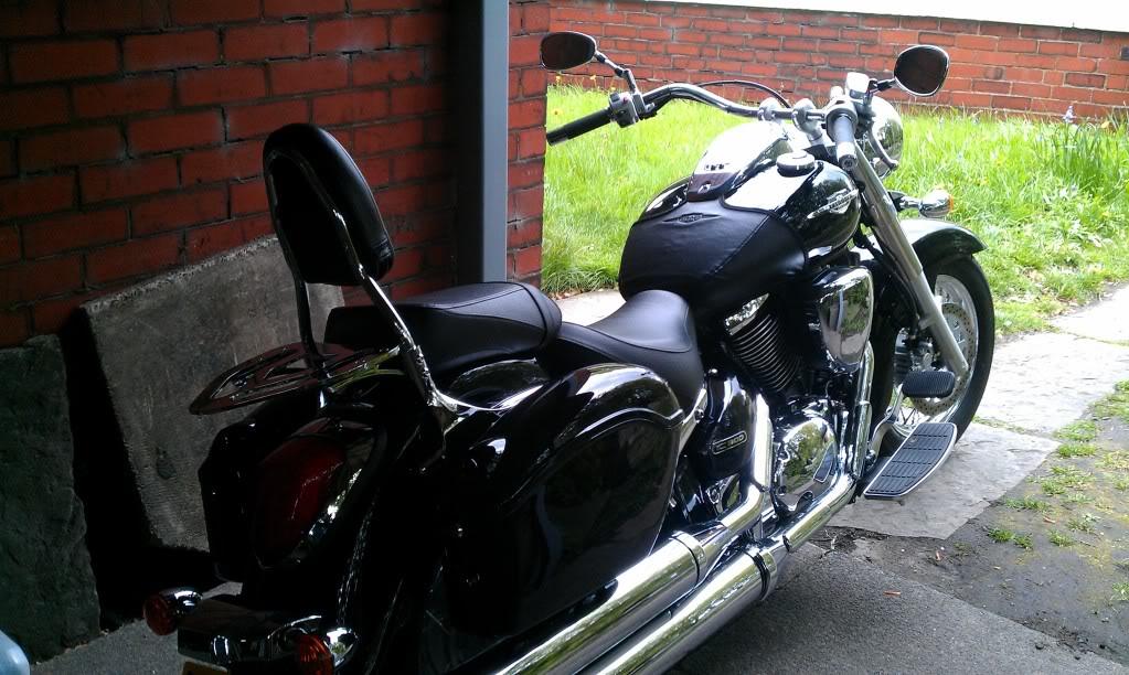 my bikes Sissybar2