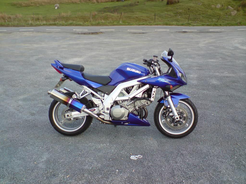my bikes Sv1000s