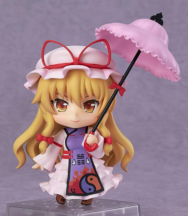 Nendoroid Yukari - Gap Youkai được mọi người yêu mến 2_zpsce234845
