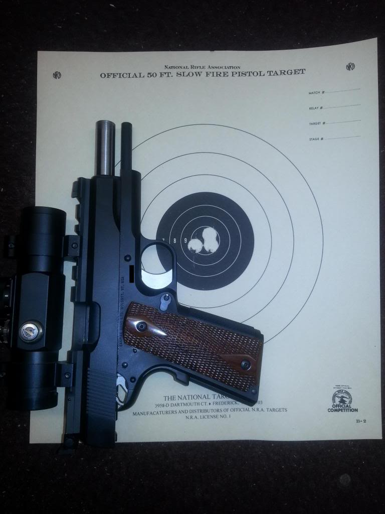 Show Me Your Bullseye Pistols - Page 4 1stshot