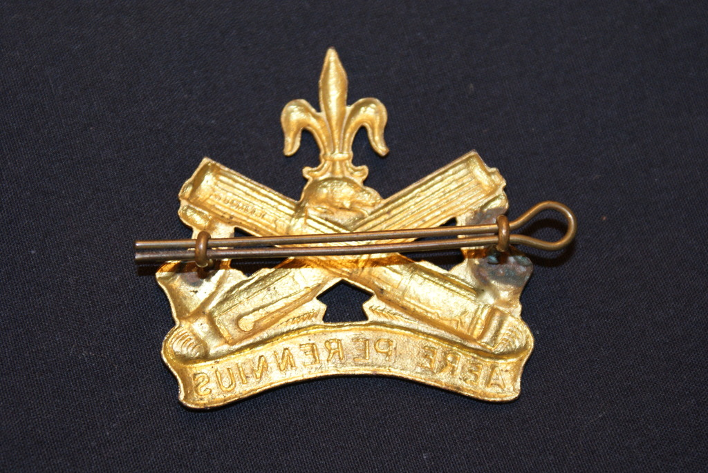 Régiment La Chaudière cap badge DSC03027_zpsmltbezpg