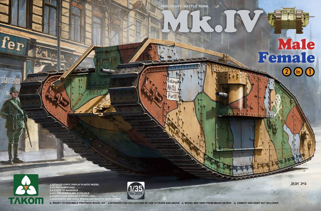 Nouveautés TAKOM - Page 4 TAKOM%20Ref%202076%20WWI%20heavy%20battle%20tank%20Mark.IV%20Male%20amp%20Female%202%20in%201_zps4fotfcrs