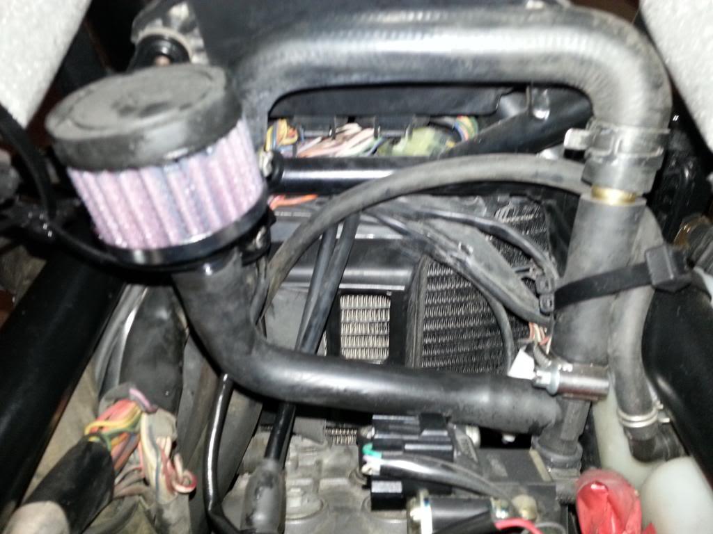Tutorial cambio airbox de superduke a filtro espuma tipo motobox, cpr, motohooligan 20130228_151909_zps0d185eb8
