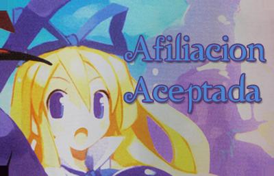 Welcome to my World [Re-inauguración] (cambio de botón) AeDAfiliacionA