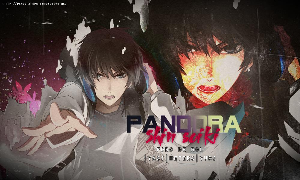 Pandora: Shin Seiki