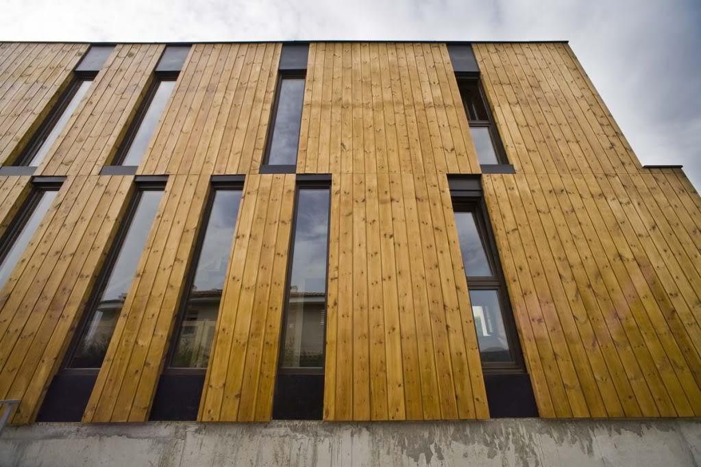 Vivienda de madera en Guadarrama - 100x100madera 100x100madera4