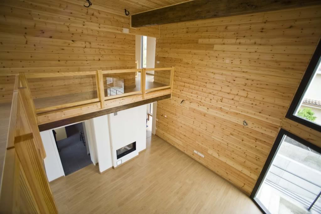 Vivienda de madera en Guadarrama - 100x100madera 100x100madera7