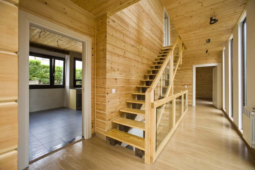 Vivienda de madera en Guadarrama - 100x100madera 100x100madera8