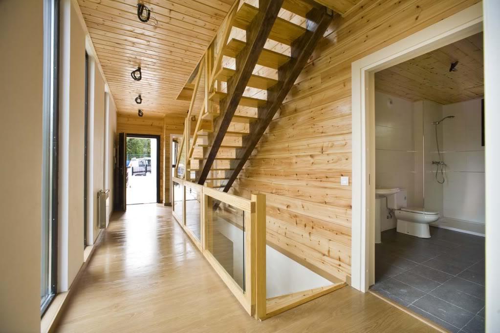 Vivienda de madera en Guadarrama - 100x100madera 100x100madera9