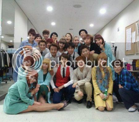 """[120601] KyuHyun de Super Junior se despide de """"Catch Me If You Can"""" Kyuhyun-musical-message"""