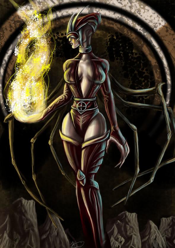 Dante and BlackFire Empire Demon_002_2