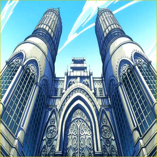 Sistema da escolha de Arenas de Batalha CatedralCardia