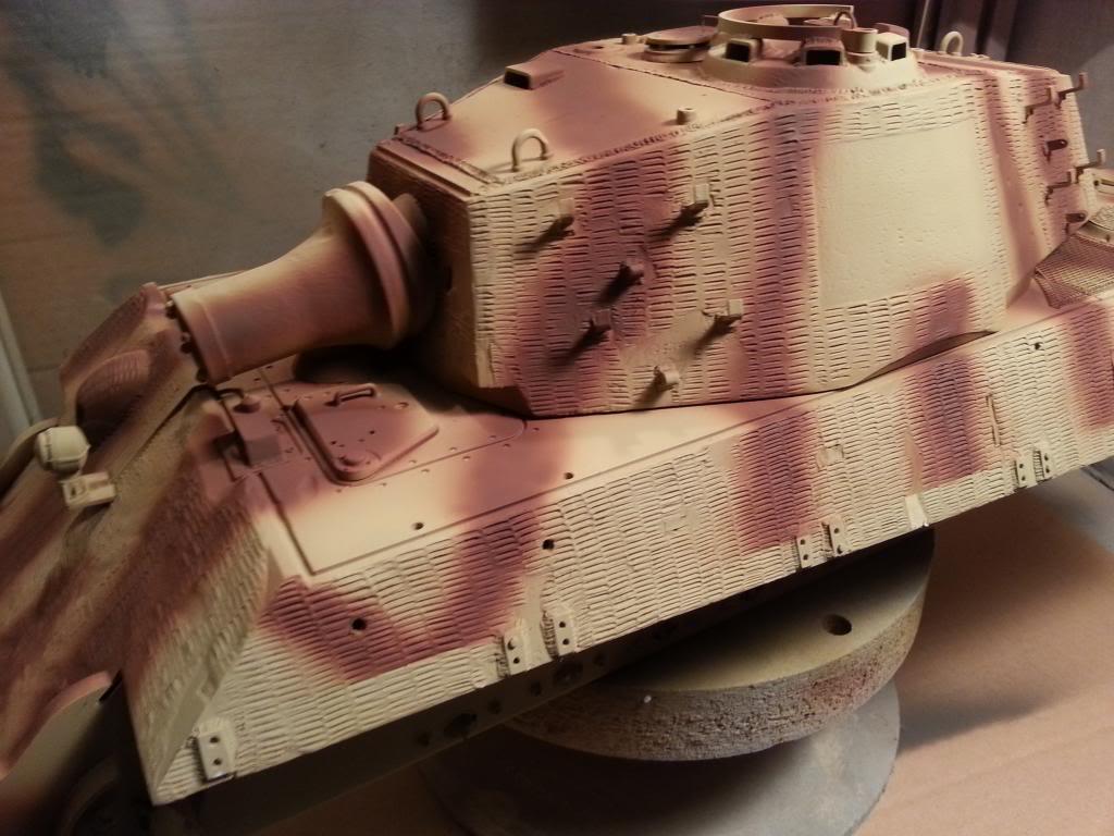King Tiger Pz.Abt. 505 WIP - Pagina 10 20130217_180759