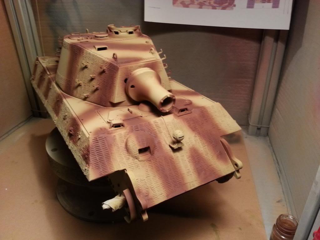 King Tiger Pz.Abt. 505 WIP - Pagina 10 20130217_180850