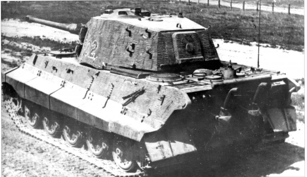King Tiger Pz.Abt. 505 WIP - Pagina 9 GriglieKT