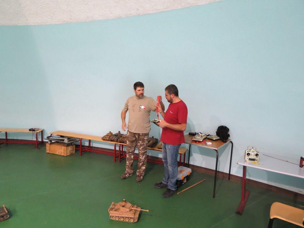 Battaglie di RCTANKIR in Campo Indoor 23 settembre IMG_0385