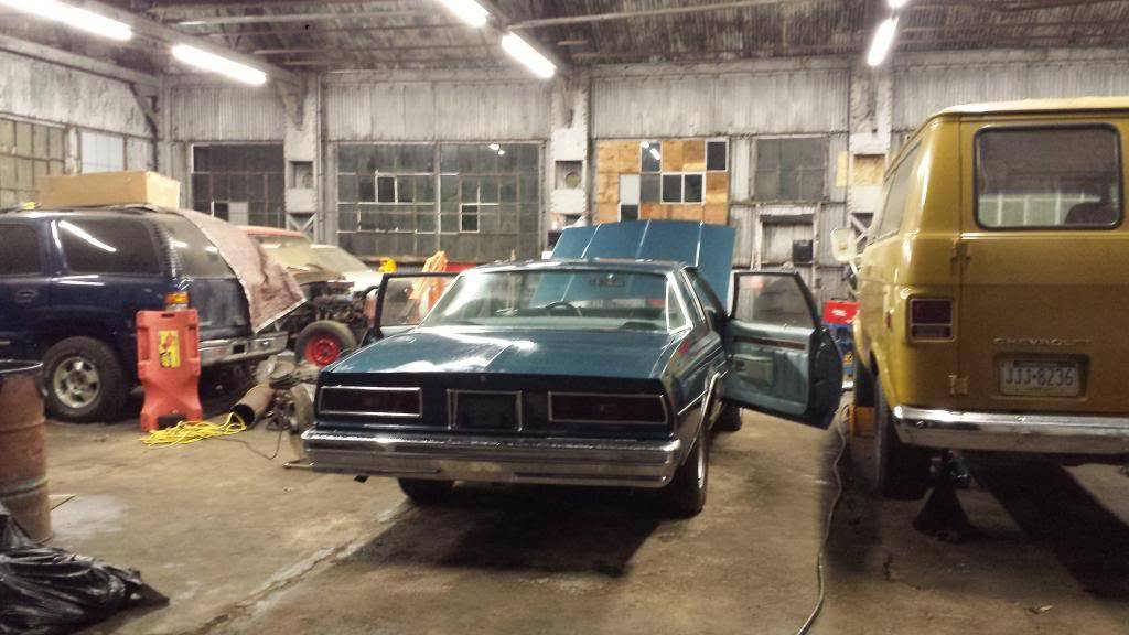 Just picked up a '77 Impala coupe 20140612_212426_zpsb5546d10