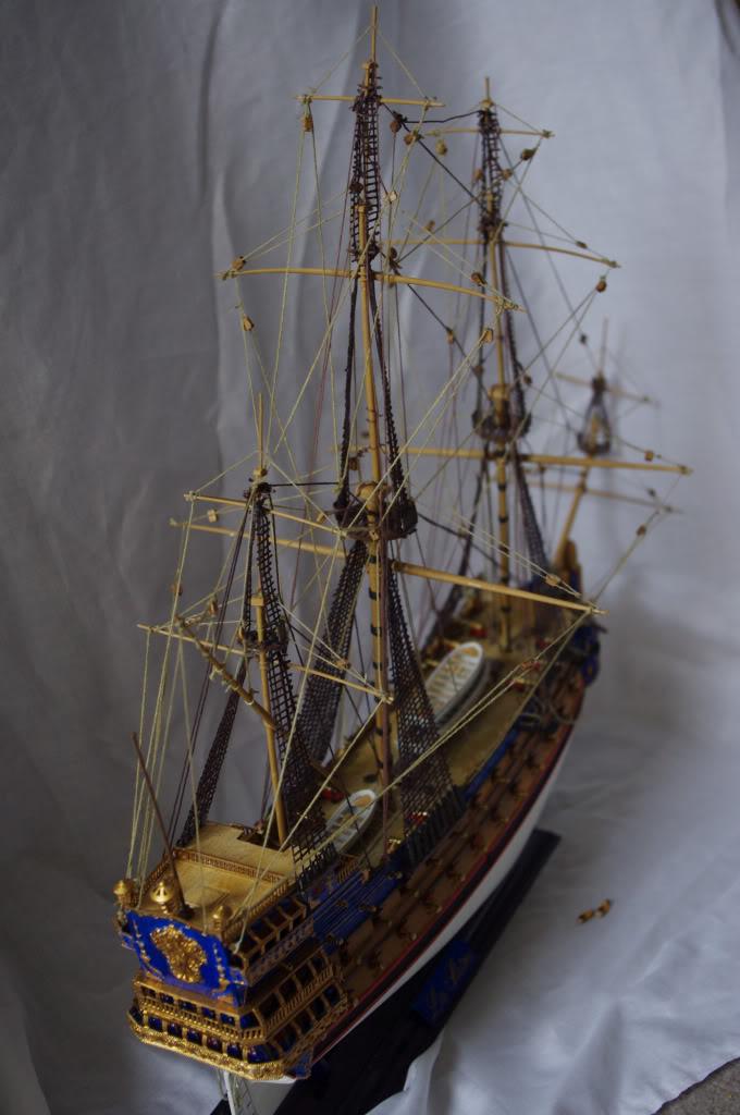 SIRENE, vaisseau au 1/150e- Heller - Page 2 IMGP0822